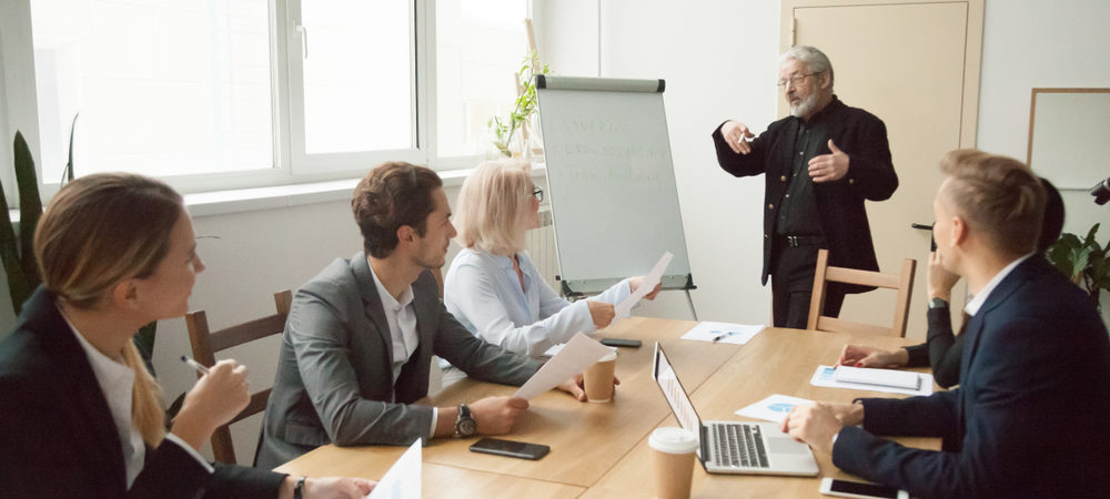 Communications for an Executive Leadership Change