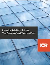 Investor Relations Primer