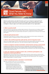 Westwicke Quiet Periods FAQ