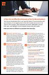 Westwicke ICR Checklist Annual Letter