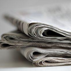 Form 8-k or Press Release